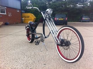 Schwinn Stingray Chopper Custom Lowrider Cycle Bicycle Bike