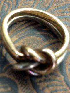 Avery James Love Knot Ring