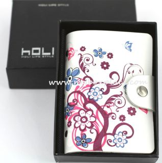 Multi color Artistic Business Loyalty Credit Licence Card Holder