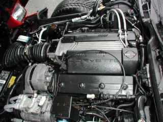 1994 CORVETTE LT1 Engine and 4L60e Automatic Transmission 112k Miles w