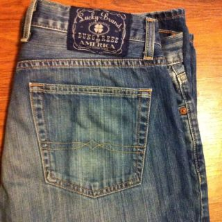 Lucky Brand Jeans Size 33