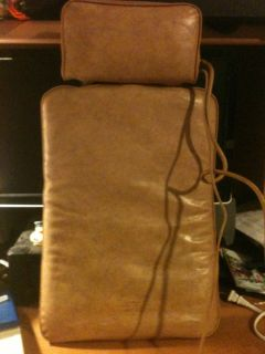 Vintage Casco Thermal Massager with Heat and Headrest