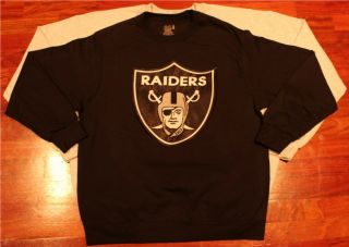 Los Angeles Raiders Crewneck Sweater sweat Shirt Bo Jackson OG