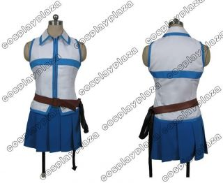 Fairy Tail Lucy Heartfilia Cosplay Costume Custom Made