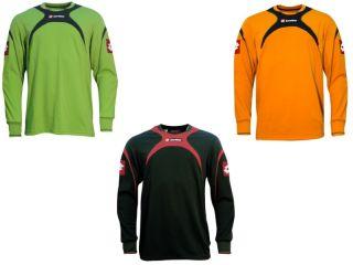 Lotto Scorpio Junior Goalkeeper Football Jersey Boys Soccer Shirt Top