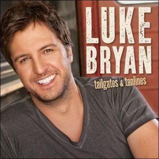 LUKE BRYAN   TAILGATES & TANLINES [LUKE BRYAN]   NEW CD