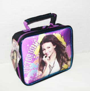 Disney VICTORIOUS Tori BACKPACK & LUNCH BOX Make it Shine Book Bag