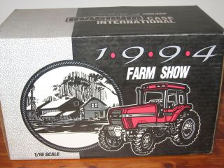 Ertl 1 16 Case IH International 7240 1994 Farm Show Collector Edition