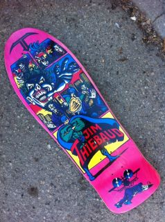 Santa Monica Thiebaud Santa Cruz Powell Peralta Cease Desist
