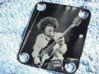 Phil Lynott Engraved Guitar Neck Plate Thin Lizzy Strat