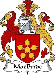 Walsh coat of arms drawing