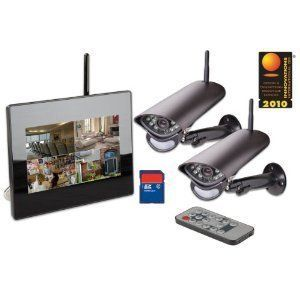 LW2702 Wireless Digital Home Security Camera System Free SHIP