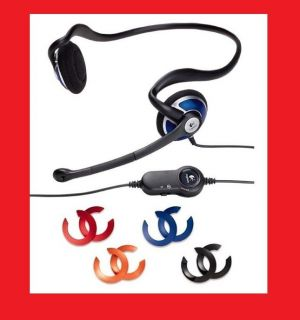 ClearChat Style Microphone Headset H230 PC Mac Stereo 3 5mm Mic Skype