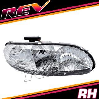 95 01 CHEVY LUMINA RIGHT SIDE HEAD LIGHT LAMP ASSEMBLY RH NEW DIRECT