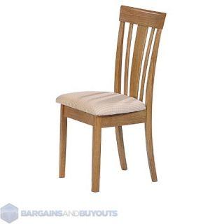 Coaster Furniture Maderna Collection 2 Chair Set Oak