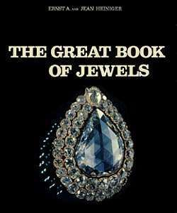 Massive 1974 Great Book of Jewels Ancient Gemstone Jewlery Origins