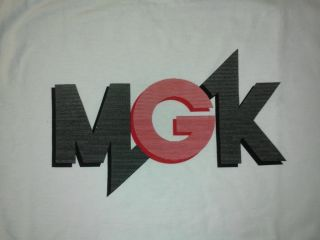 Machine Gun Kelly MGK Tee Shirt