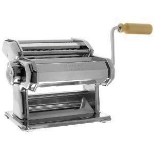 CucinaPro 150 Imperia Hand Crank Pasta Machine Maker