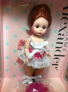 Madame Alexander Doll 8 Candy Cane Bizzazz 50050