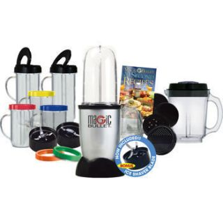 Magic Bullet 26 Piece Blender Set Mixer Smoothies High Speed Free