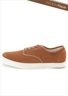 BN Vans Madero Suede Monksrobe MRSHMLLW Shoes Brown V314