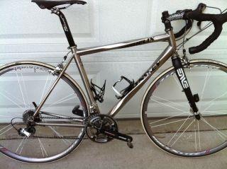 Lynskey Helix Road Bike Shimano Dura Ace Enve Fork