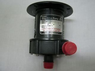 Iwaki Mag Drive Pump Model WMD 100RT