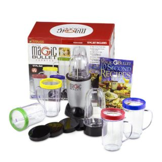 Magic Bullet Express 17 Piece Meal Maker Trio Blender
