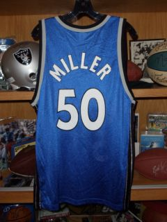 Mike Miller Orlando Magic Vtg Jersey Champion 44