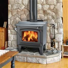 Majestic Windsor Series Small Steel Wood Burning Stove Model WR244