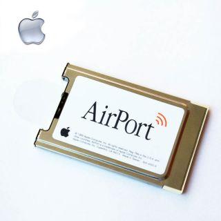 Apple Airport Wireless WiFi Card iMac iBook G3 G4 eMac