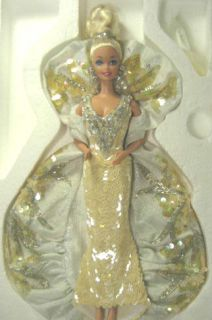 Bob Mackie Platinum Barbie 1991 3rd in Series