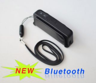 Bluetooth Portable Magnetic Credit Card Reader Cordless