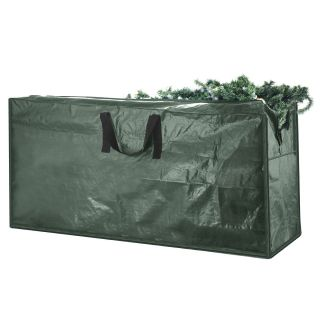 Christmas Tree Bag Holiday Dark Green Extra Large for 9 Foot Tree