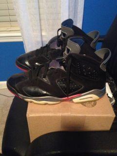 Air Jordan Retro VI 6 Pistons
