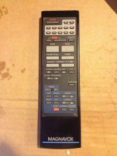 Vintage Magnavox TV VCR Remote VSQS0560 Free Shipping