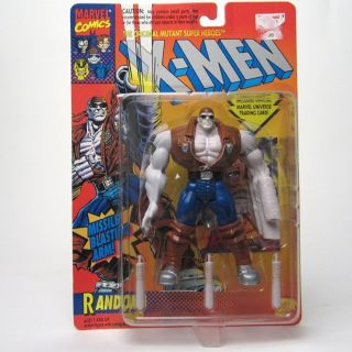 Random x Men Toy Biz Figure on Card