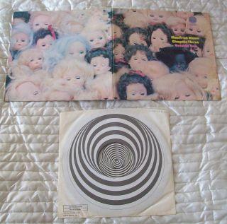 Manfred Mann Chapter III Volume 2 LP 1970 Vertigo Swirl UK 1st Press