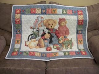 Baby Blue Jean Pattern Quilt Teddy Sewing Patterns For Baby
