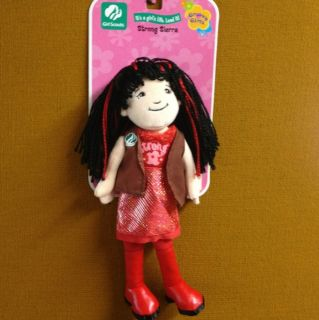 Manhattan Toy Co. STRONG SIERRA GIRL SCOUTS BROWNIE Groovy Girl Doll