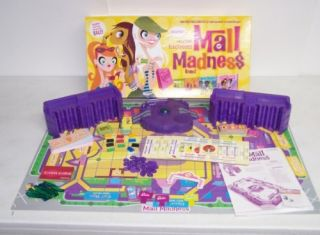 Milton Bradley Electronic Talking Mall Madness Game 1