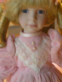 Most Beautiful Marian Yu Limited Edition Doll 1614 12500 Hamilton