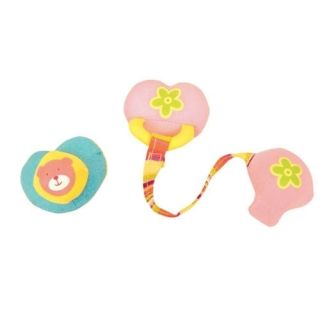 Manhattan Toy Baby Stella Doll Pacifier Set