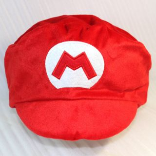 Nintendo Super Mario Bros Brothers Character Anime Cosplay Mario M