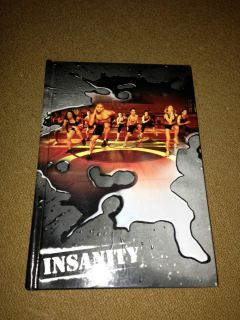 Insanit Shaun T 60 Day Total Body Fitness Workout Program on DVD