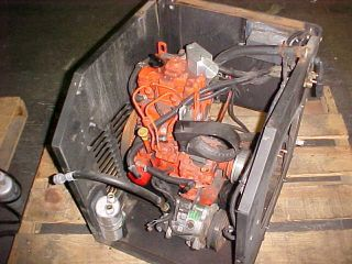 ENGINE Diesel MOTOR HP2000 Cab Heater AUXILIARY Power UNIT Marine