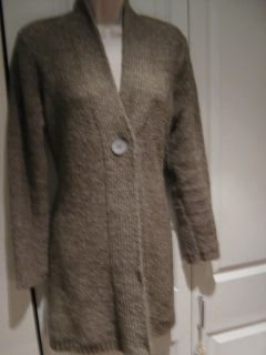 Marisa Christina Size Medium Tunic Swing Sweater Cardigan
