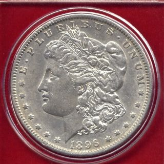 1896 O Morgan Silver Dollar Rare Key Date High Grade PQ Stunner US