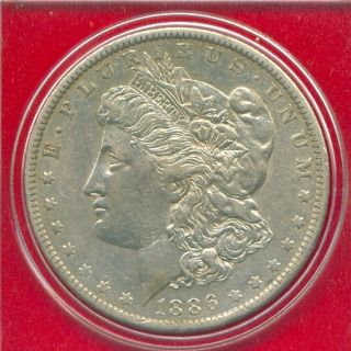 1886 O Morgan Silver Dollar Rare Key Date High Grade PQ Stunner US
