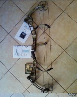 Bear Anarchy Compound Bow 50 60 RH Package
